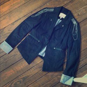 BKE black jacket size medium!
